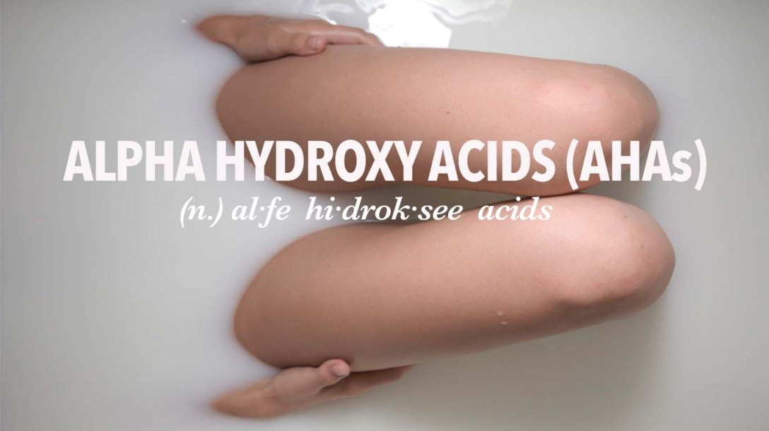 alpha hydroxy acids