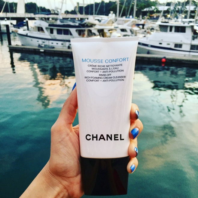 chanel-facewash